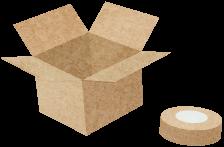 ダンボール入れることができる荷物は種類別でまとめて梱包