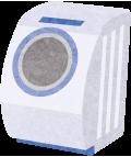 洗濯機設置
